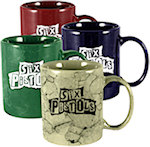 11oz Color Marble Ceramic Mugs
